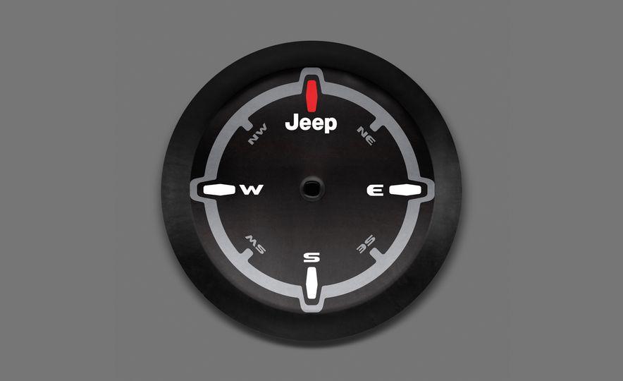 2018 Jeep Wrangler JL Mopar Accessories - Slide 6