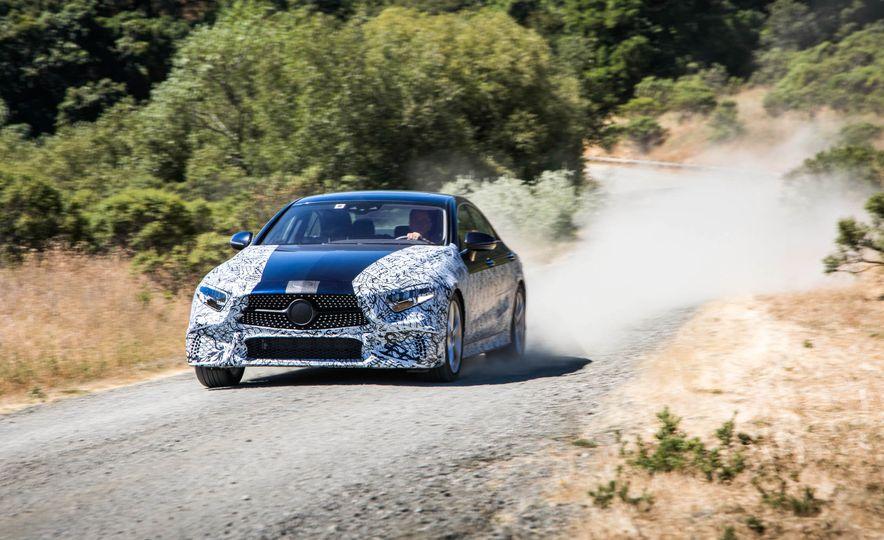 2019 Mercedes-Benz CLS-class prototype - Slide 3