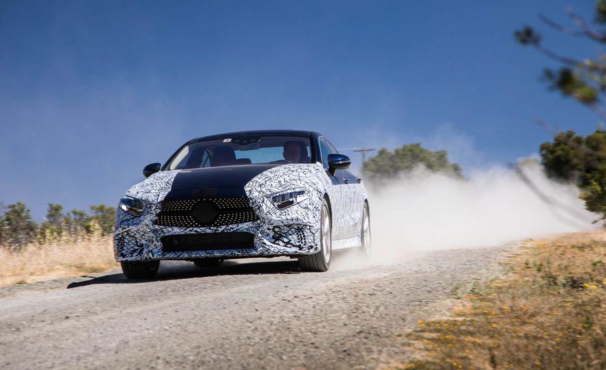 2019 Mercedes-Benz CLS-class prototype - Slide 4