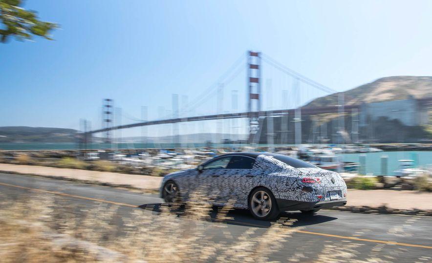 2019 Mercedes-Benz CLS-class prototype - Slide 8