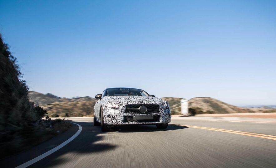 2019 Mercedes-Benz CLS-class prototype - Slide 12