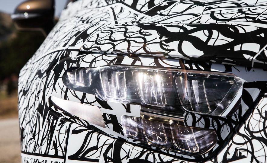 2019 Mercedes-Benz CLS-class prototype - Slide 61