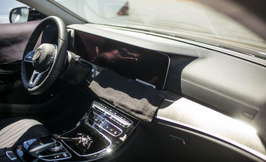 2019 Mercedes-Benz CLS-class prototype - Slide 68