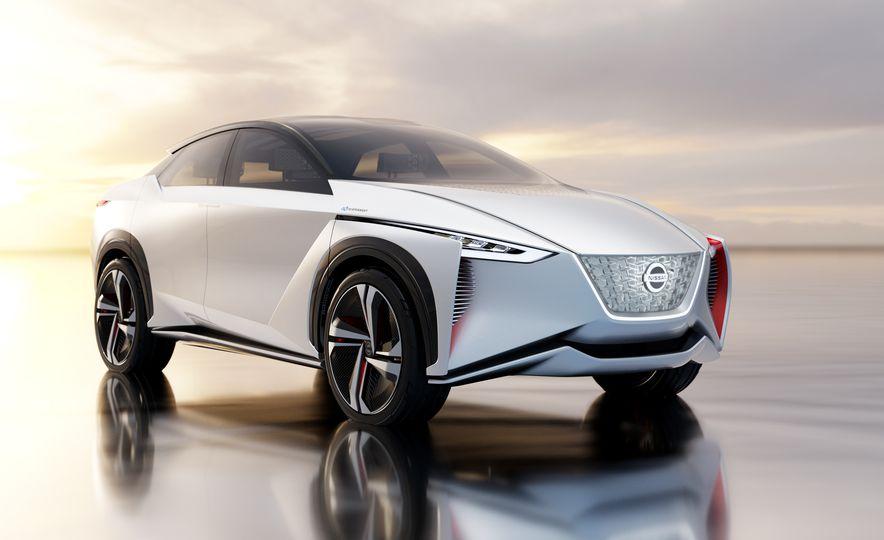 Nissan IMx concept - Slide 1