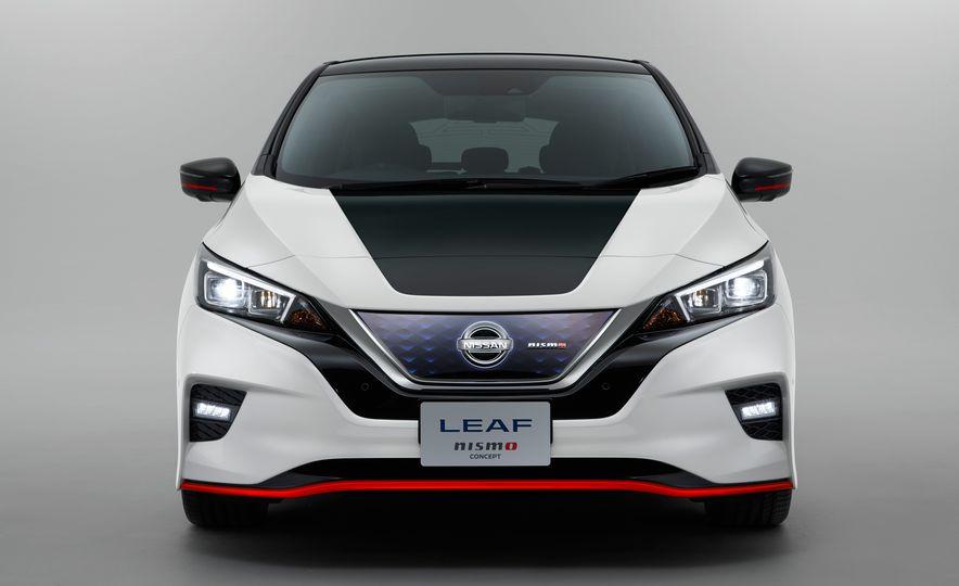 Nissan Leaf NISMO concept - Slide 1