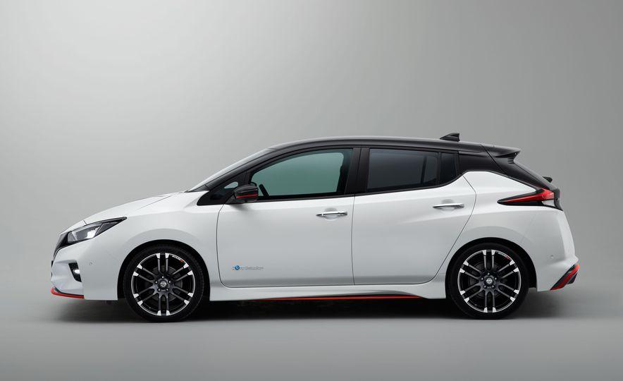 Nissan Leaf NISMO concept - Slide 3