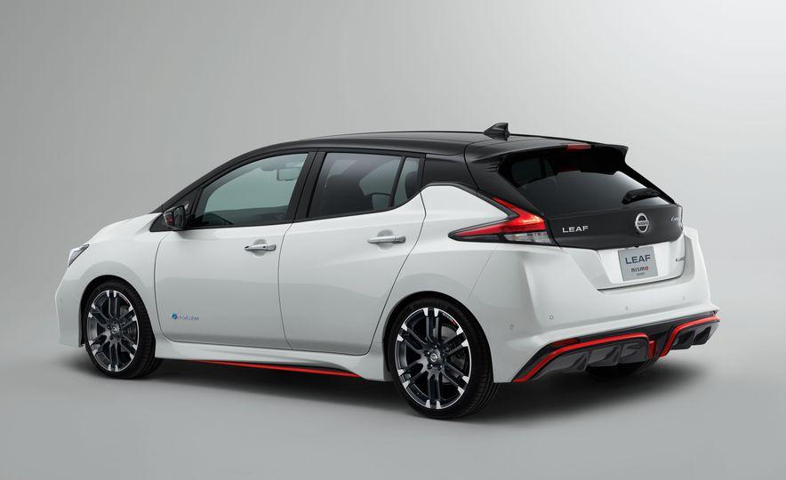 Nissan Leaf NISMO concept - Slide 4