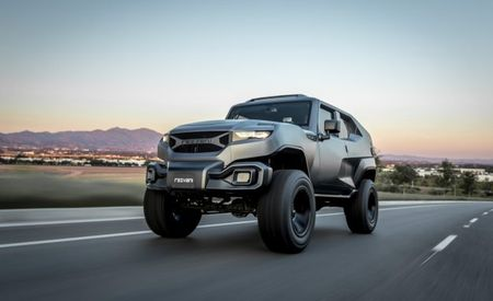 Armor All: Rezvani Tank Is a Road-Legal 4×4 Bunker on Wheels