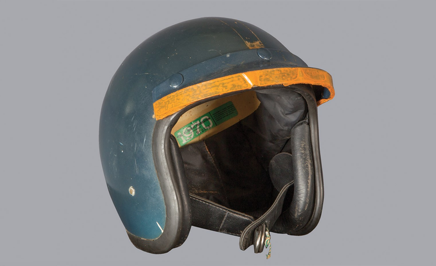 Steve McQueen's Racing Suit and Helmet from Le Mans Movie Headed to Auction - Slide 2