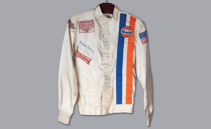 Steve McQueen's Racing Suit and Helmet from Le Mans Movie Headed to Auction - Slide 3