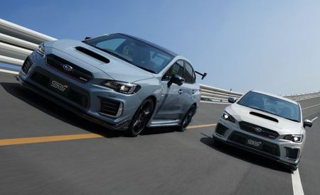 Wing Swap: JDM Subaru WRX STI S208 Special Edition Is 6000 Miles out of Reach