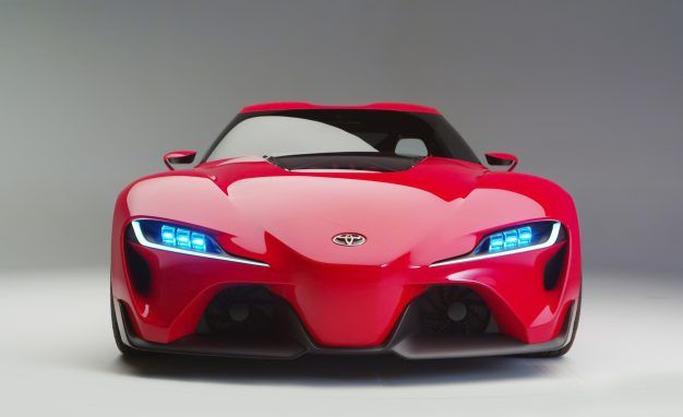Toyota's Gazoo Racing Is Working on Street Cars, Including Supra and New Lexus GS F