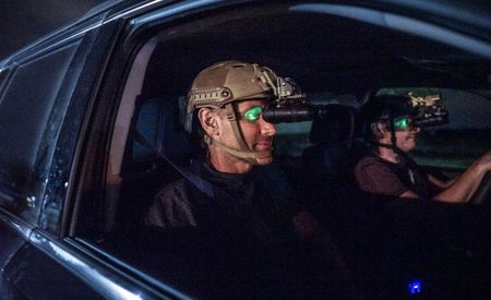 Called to Duty: We Drive Chevy SUVs with Special-Ops Veterans—Using Night Vision