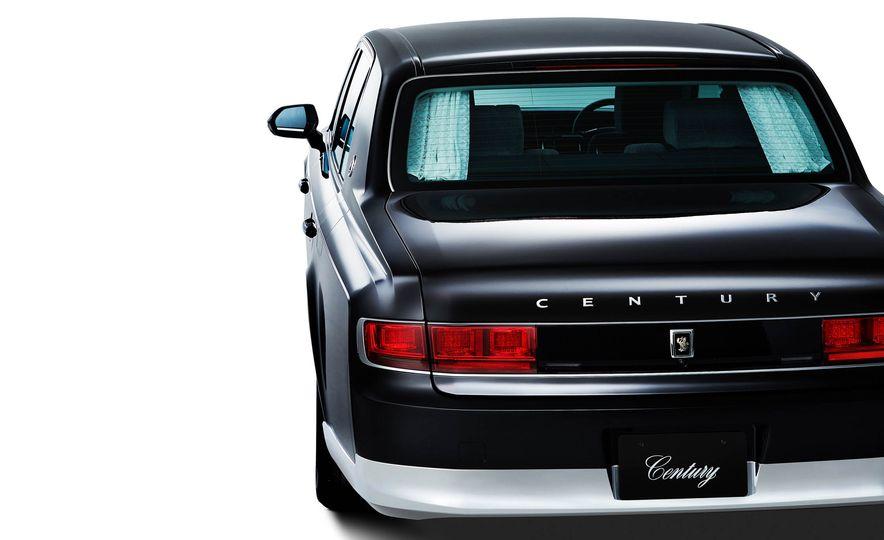 Toyota Century Prototype - Slide 4