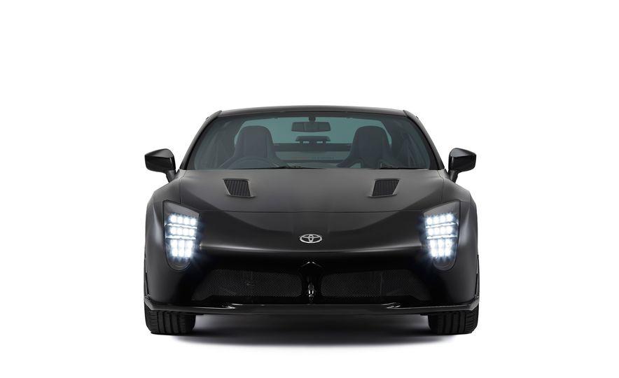 Toyota GR HV Sports concept - Slide 1