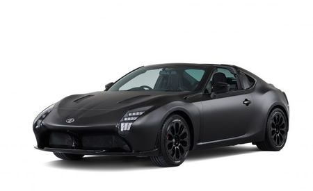 Toyota GR HV Sports Concept: A Targa-Top, Hybrid 86 with a Faux Stick-Shift