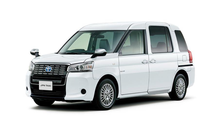 Toyota JPN Taxi - Slide 4