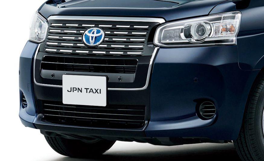 Toyota JPN Taxi - Slide 9