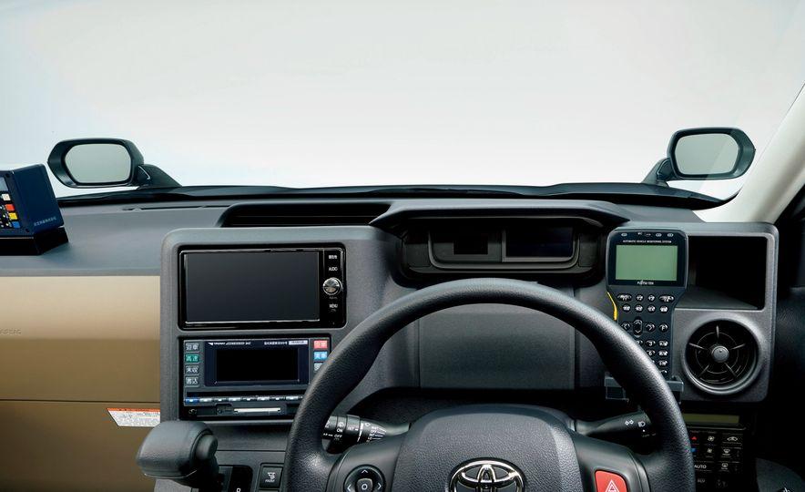 Toyota JPN Taxi - Slide 15