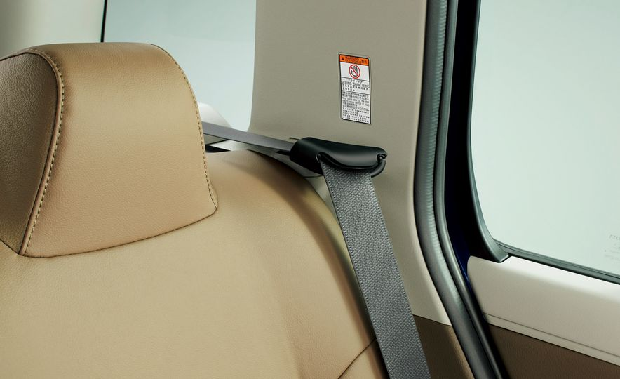 Toyota JPN Taxi - Slide 22