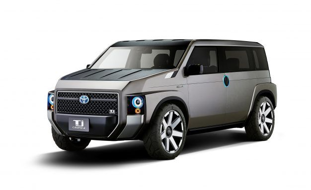 The Toyota TJ Cruiser Concept Is a Funky Box, But No FJ Replacement ...