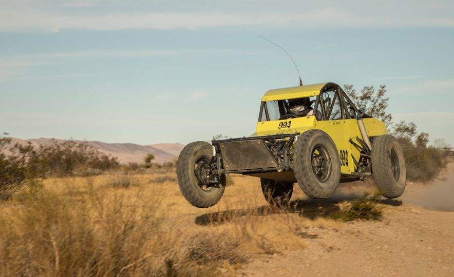 Bad Buggies and Ballyhoo: Bashing through the Desert in VW-Powered Off-Roaders - Slide 1