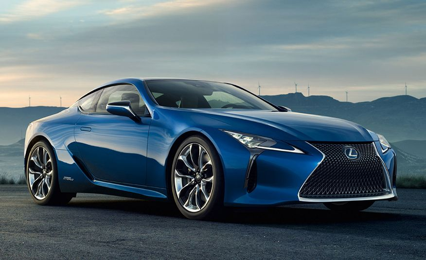 Lexus Black Panther Inspired LC concept - Slide 13