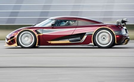 This Koenigsegg Agera RS Beat Bugatti's Zero–to-249–MPH-to-Zero Record [Video]
