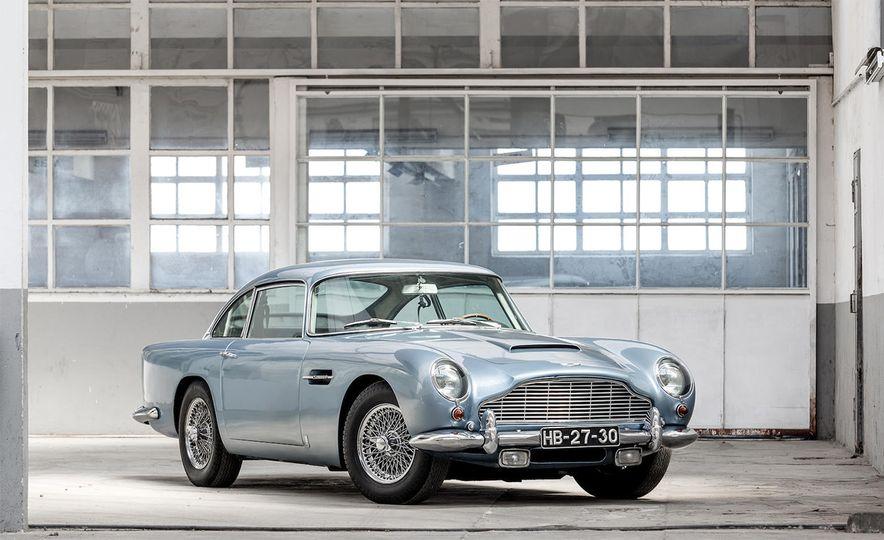1965 Aston Martin DB5 Vantage Saloon - Slide 1