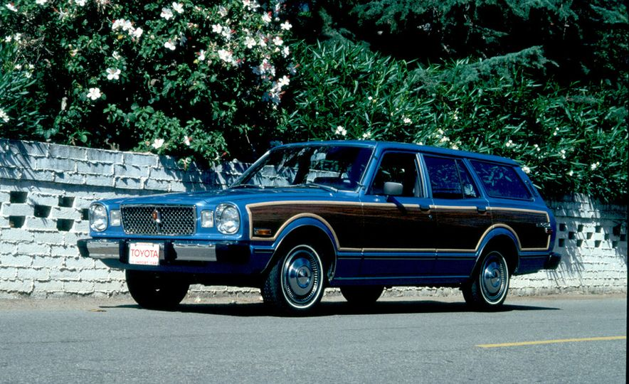 Wayback Machines: Station Wagons That You Forgot Ever Existed - Slide 42