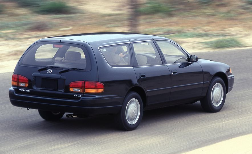 Wayback Machines: Station Wagons That You Forgot Ever Existed - Slide 41