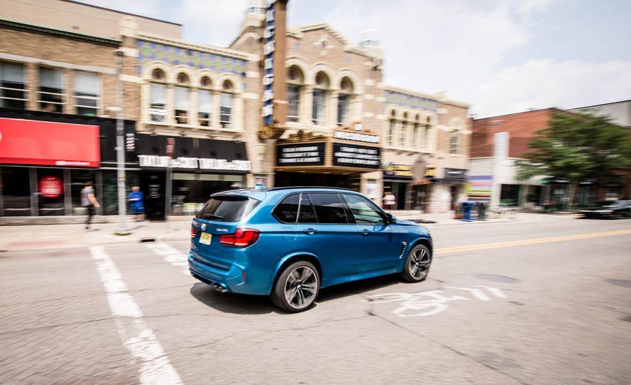 2017 BMW X5 M - Slide 6