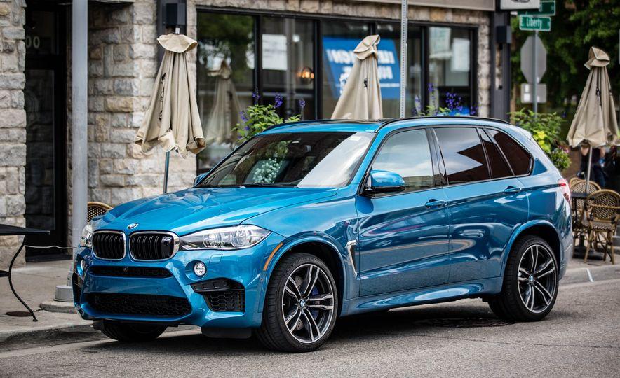 2017 BMW X5 M - Slide 12