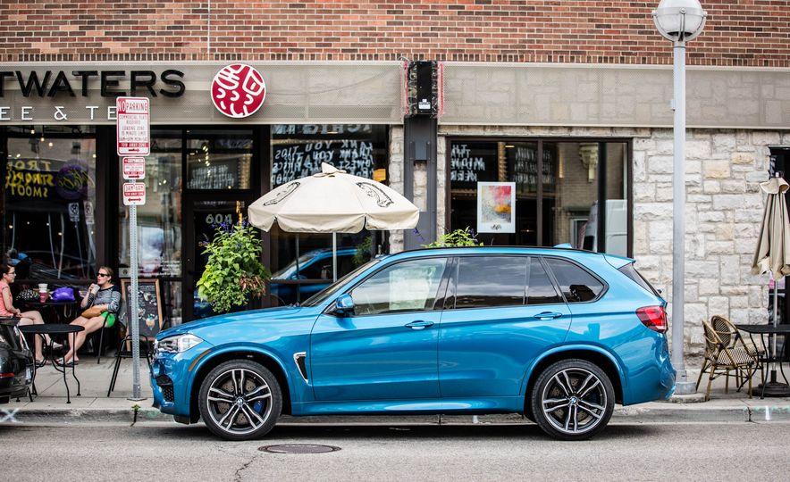 2017 BMW X5 M - Slide 13