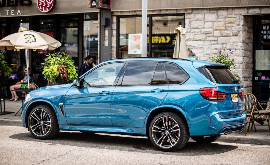 2017 BMW X5 M - Slide 15