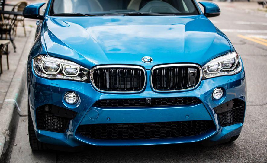 2017 BMW X5 M - Slide 20