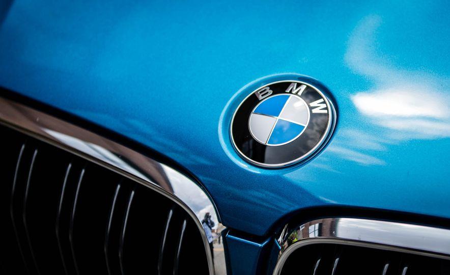 2017 BMW X5 M - Slide 21