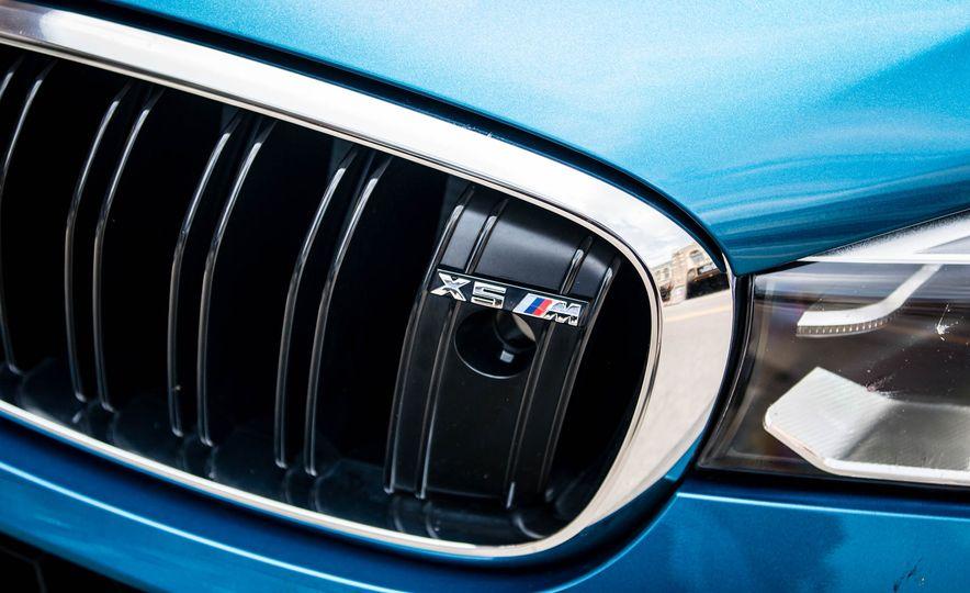 2017 BMW X5 M - Slide 22