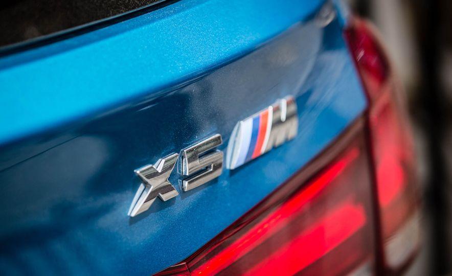 2017 BMW X5 M - Slide 23