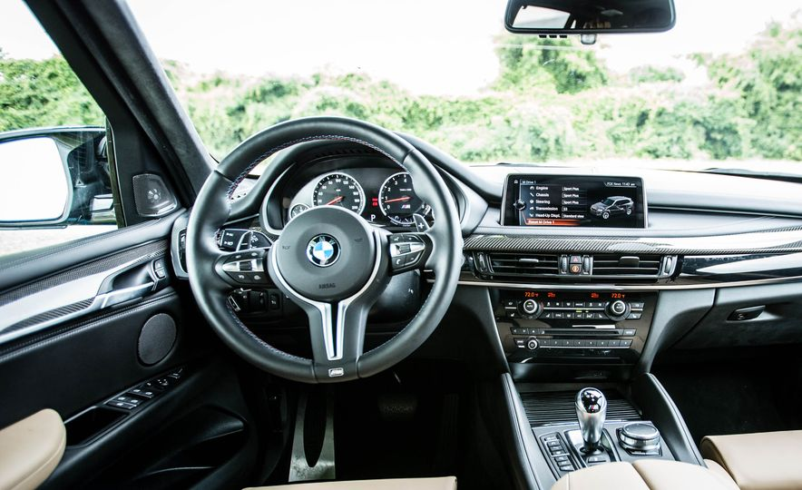 2017 BMW X5 M - Slide 27