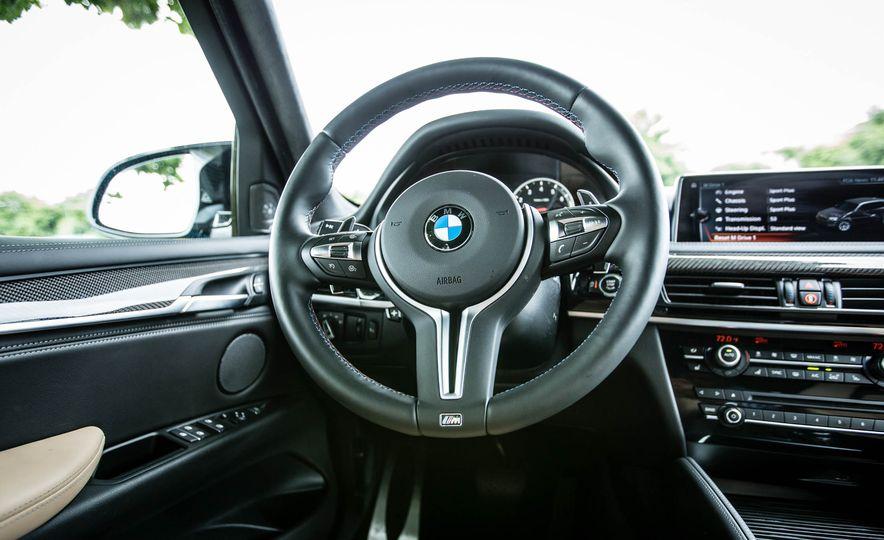 2017 BMW X5 M - Slide 30