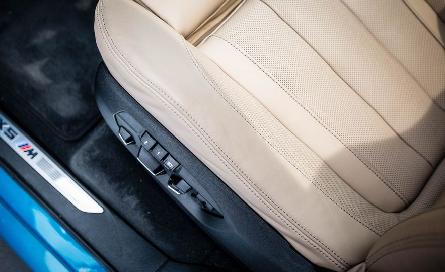 2017 BMW X5 M - Slide 33