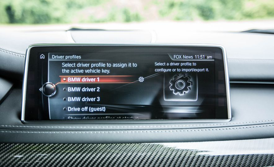 2017 BMW X5 M - Slide 39