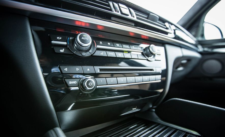 2017 BMW X5 M - Slide 43