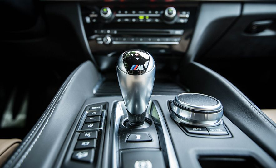 2017 BMW X5 M - Slide 47