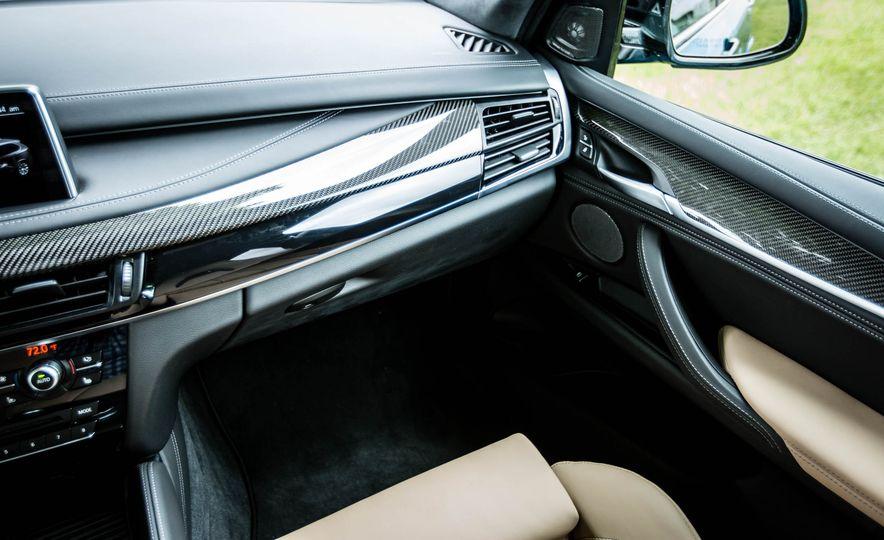 2017 BMW X5 M - Slide 50