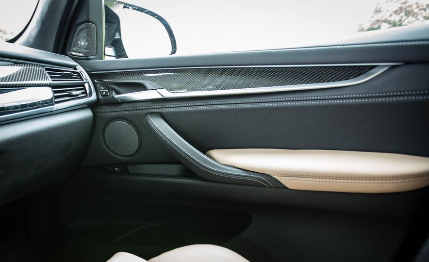 2017 BMW X5 M - Slide 51