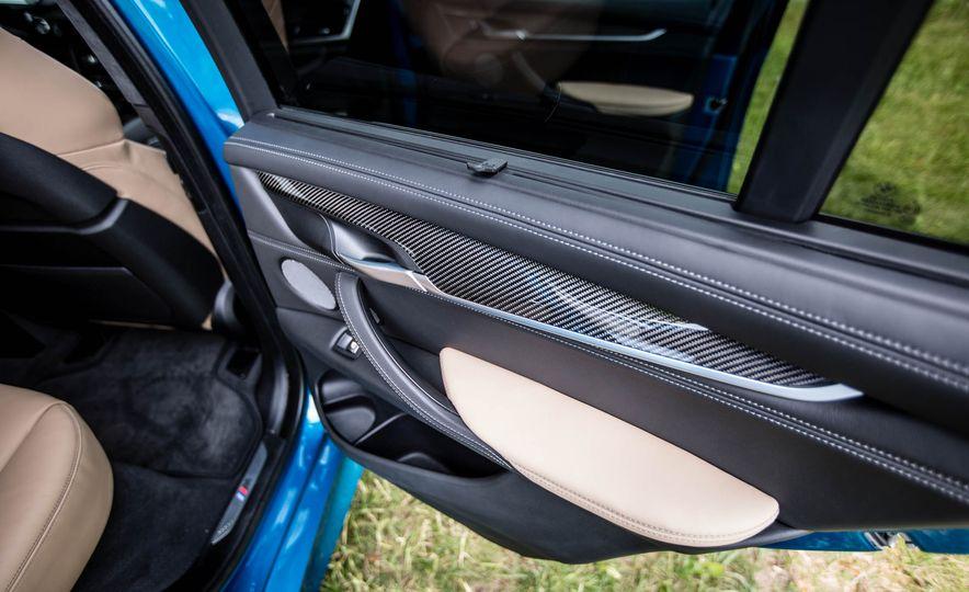 2017 BMW X5 M - Slide 55