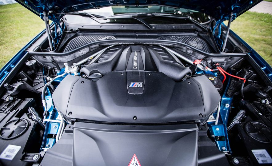 2017 BMW X5 M - Slide 65