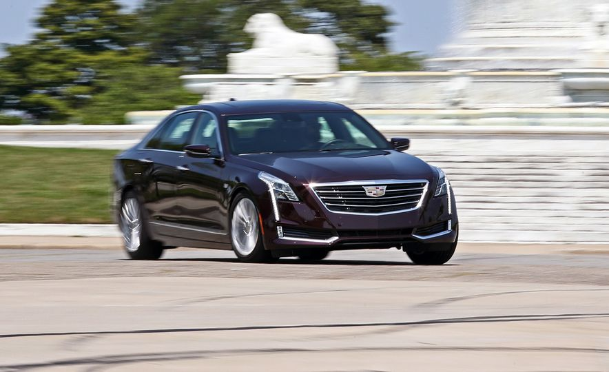 2017 Cadillac CT6 Plug-In Hybrid - Slide 1
